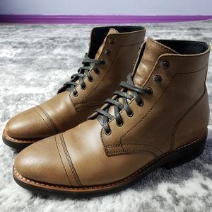 Thursday Boot Co. Captain Natural Lace Up
